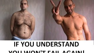 BASIC LOGIC OF WEIGHT LOSS - If You understand, You won