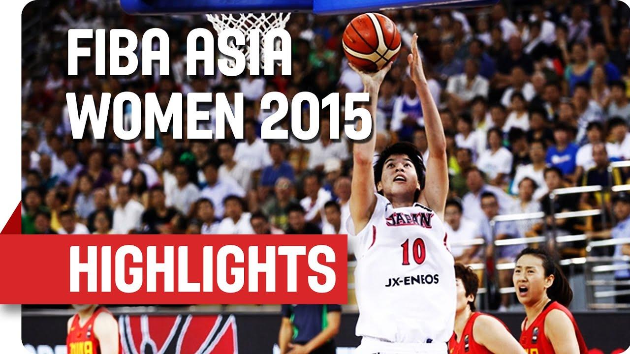 Japan v China - Game Highlights - Group A