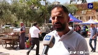 سلطات الاحتلال تستغل أحداث القدس لتنفيذ مخططاتها التهويدية (16/8/2019)