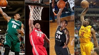 Best Dunks of the 2013-14 NBA D-League season