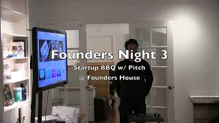 Founders Night 3 Digest (11.10/2018)