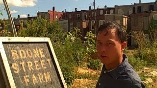Urban Farm Grows over 1000 Pounds of Produce on 2 Lots to Feed the Community