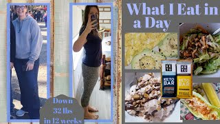 What I Really Eat in a Day on Lazy Keto (You
