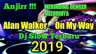 Download Mp3 On My Way - Alan Walker Dj Remix Reggae Slow Terbaru 2019