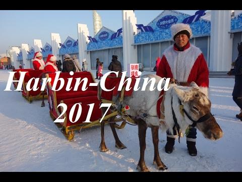 China/Harbin Ice-snow Festival 2017 Part 6