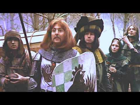Monty Python - O Brave Sir Robin! - Complete Version