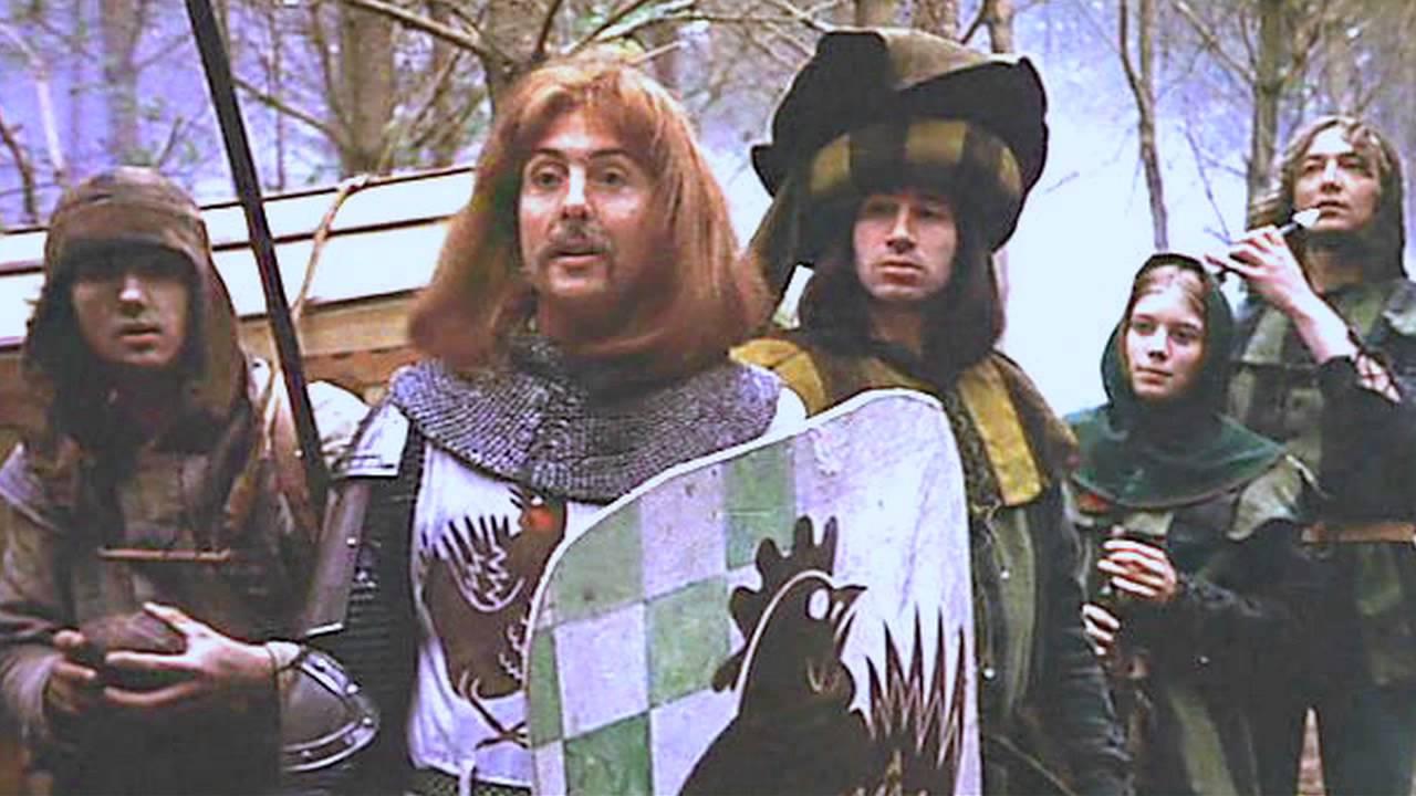 Brave Sir Robin Paroles – MONTY PYTHON – GreatSong