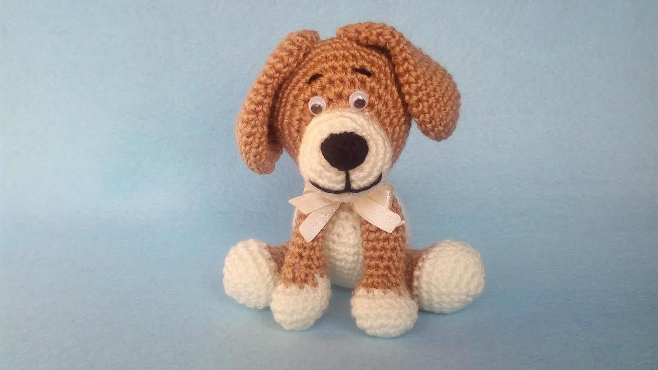 Mini Amigurumi Pug Free Crochet Pattern | móhu | 720x1280