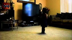 My Sister Angel Dancing On A hidden Cam =)