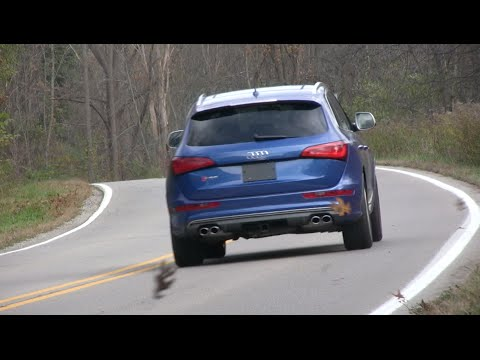 2015 audi sq5 road test and review youtube. Black Bedroom Furniture Sets. Home Design Ideas