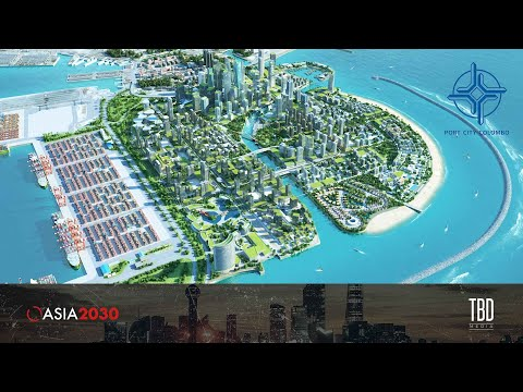 Port City Colombo: South Asia's World Class City in the Making