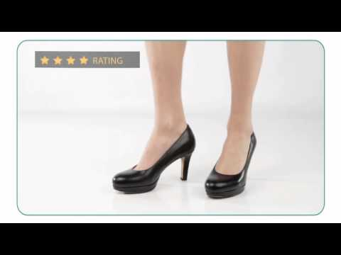 8137b87a171 Clarks Artisan Delsie Bliss - Planetshoes.com - YouTube