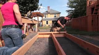Funfix: Build A Wood Platform For Your Grill