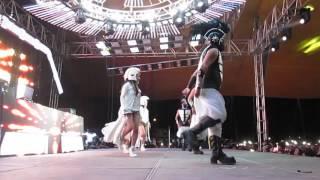 Feria Metrop Cultural y Artesanal Chimalhuacan 2'016 - Polymarchs Show Ballet