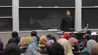 Be an Example and Represent Islam (1/3) - Imam Zaid Shakir