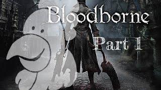 Sora streams Bloodborne PART 1