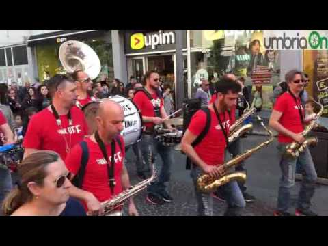 Umbria Jazz Spring, 'Funk off' a Terni