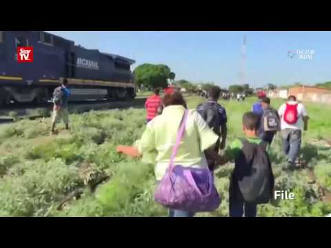 Proposal to separate women, children at Mexico border