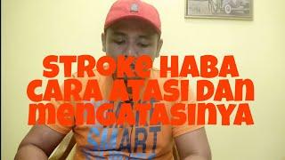 stroke haba pada arnab