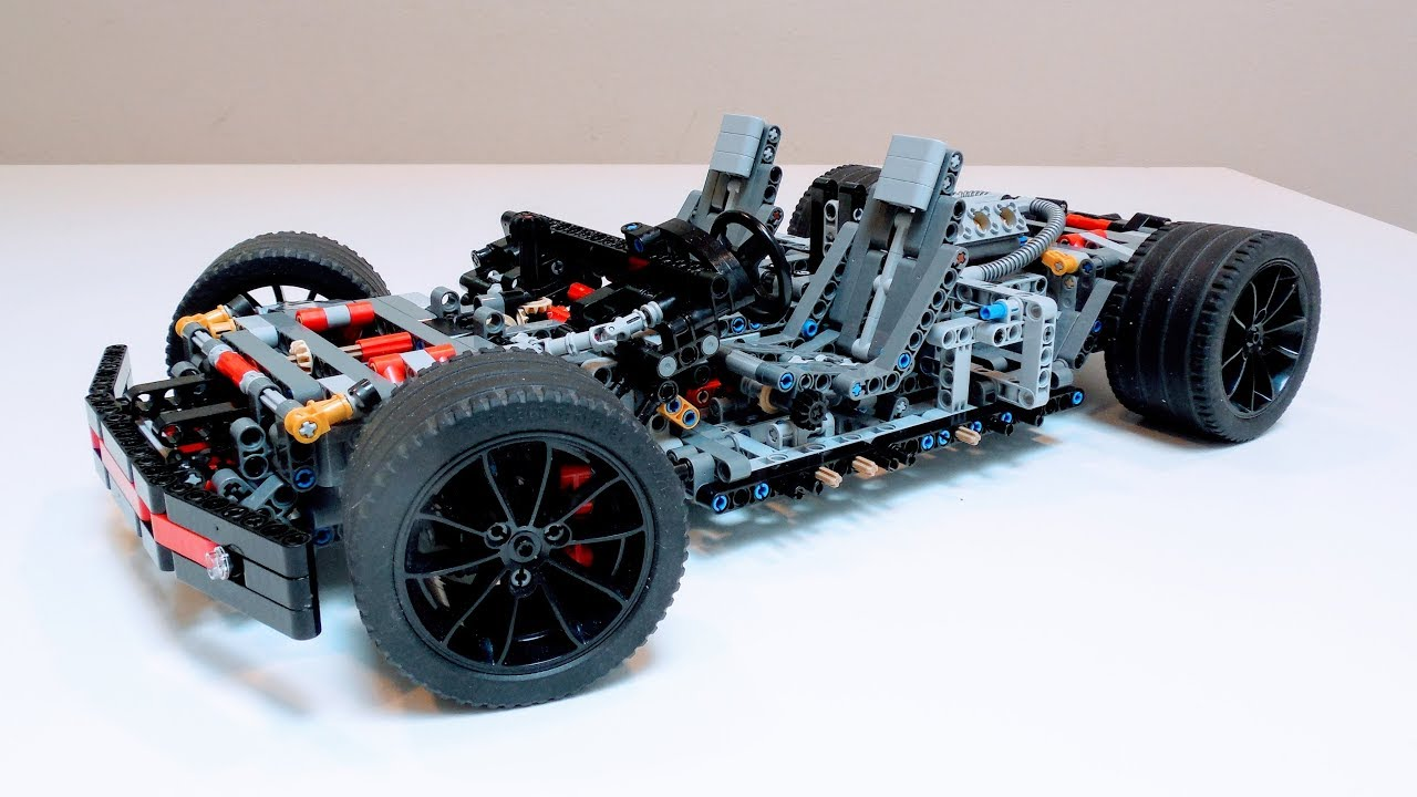 Lego  Technic Car