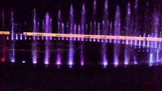 Andrea Bocelii - Con te partiro Torino villa(museum) water fountain