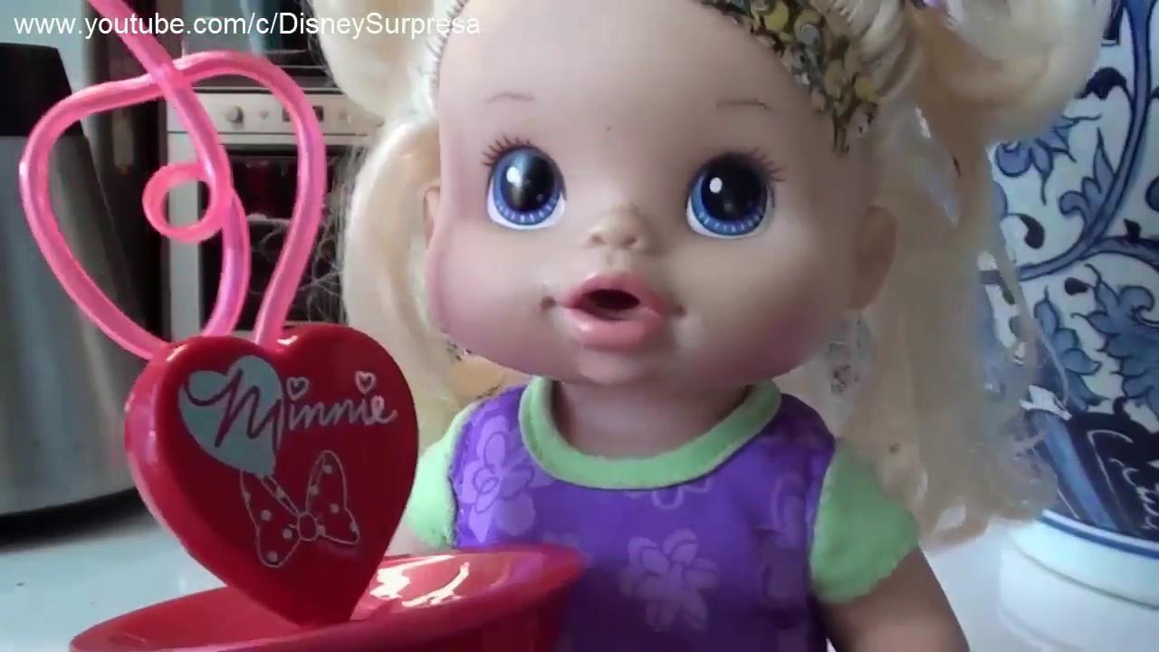 Baby Alive Bia Bagun A Na Cozinha Brincando De Boneca Parte 6