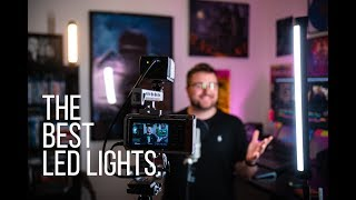 BATTERY POWERED??! Portable LED Lights | Quasar Science QLED Review