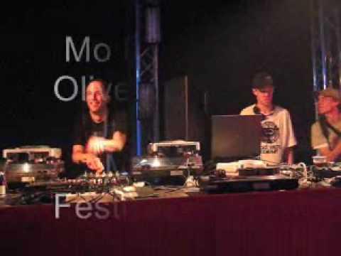 Maximal Festival Milaan 2009 Mo Franco vs Oliver K...
