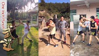 #OneInchPunch Master Lin Yiwen Wing Chun Application Teaching