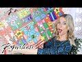 HUGE STATIONERY ADVENT CALENDAR BY PAPERCHASE 2019 / ELTORIA