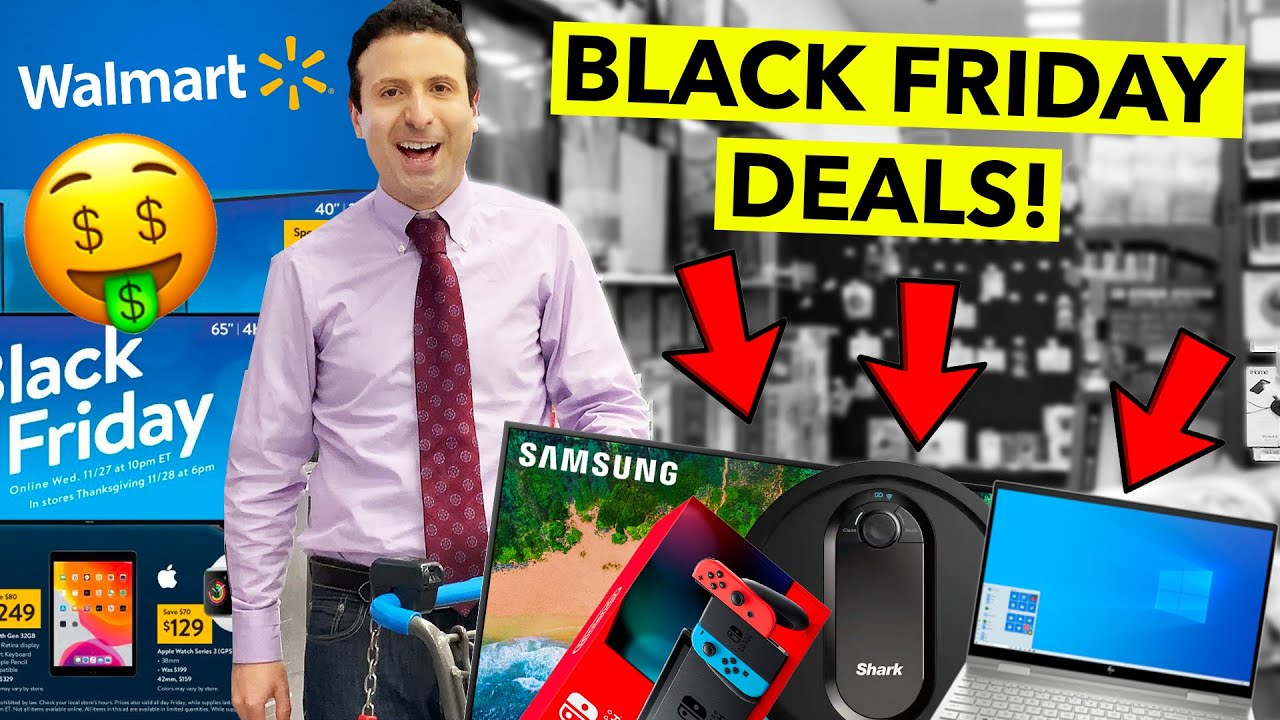 Walmart says Cyber Monday sale will have its 'biggest and best ...