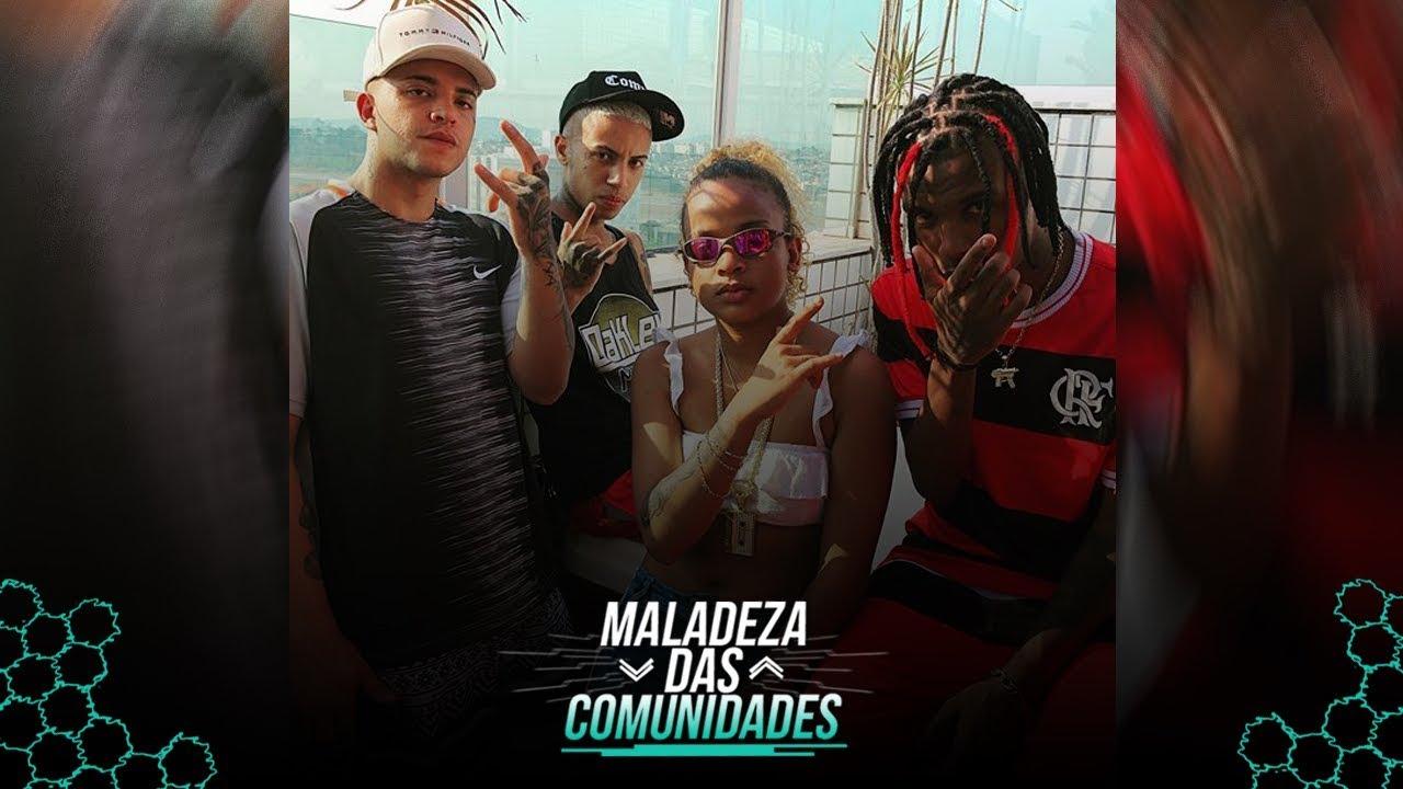 MC DRICKA - ME ODEIA E NEM CONHECE - BUNDA BALANÇANDO (DJ JOÃO DA INESTAN) 2019