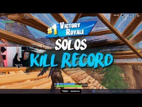 My SOLO personal kill record