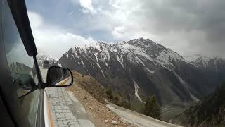 Srinagar to Leh Ladakh  NH1 || Road Trip Zojila Pass || Dangerous Highway || May 2018