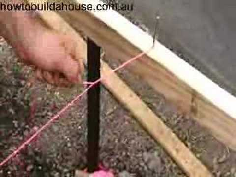 How To Tie A String Line Youtube