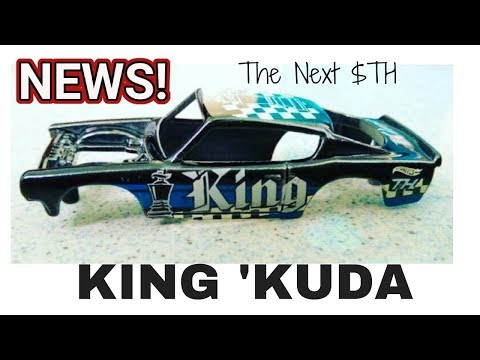 Sneak Peek of the Next 2018 Super Treasure Hunt King 'Kuda