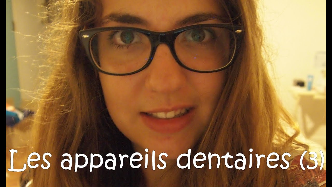 Les appareils dentaires 3 plus de bagues d youtube for Bagues dentaires interieur