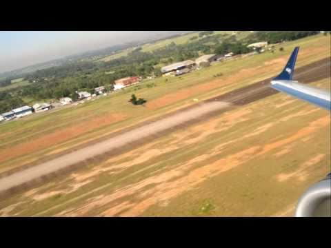 Taking Off From Viracopos On Azul's EMB195 [HD]