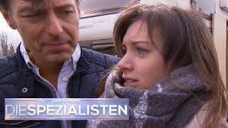 Alina (23) im Urlaub: Psycho-Ex Freund sucht sie und schnappt sie sich!   Die Spezialisten   SAT.1