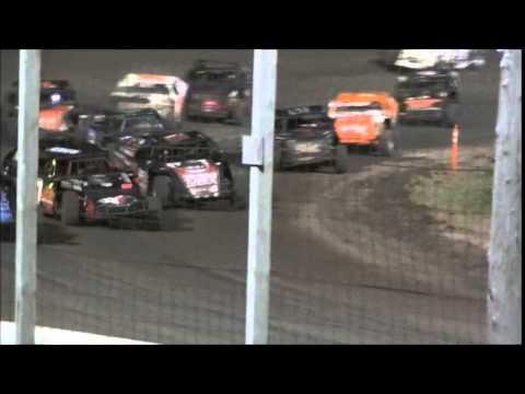 Dan Wheeler BMod Chateau Raceway Lansing MN  09 27 14