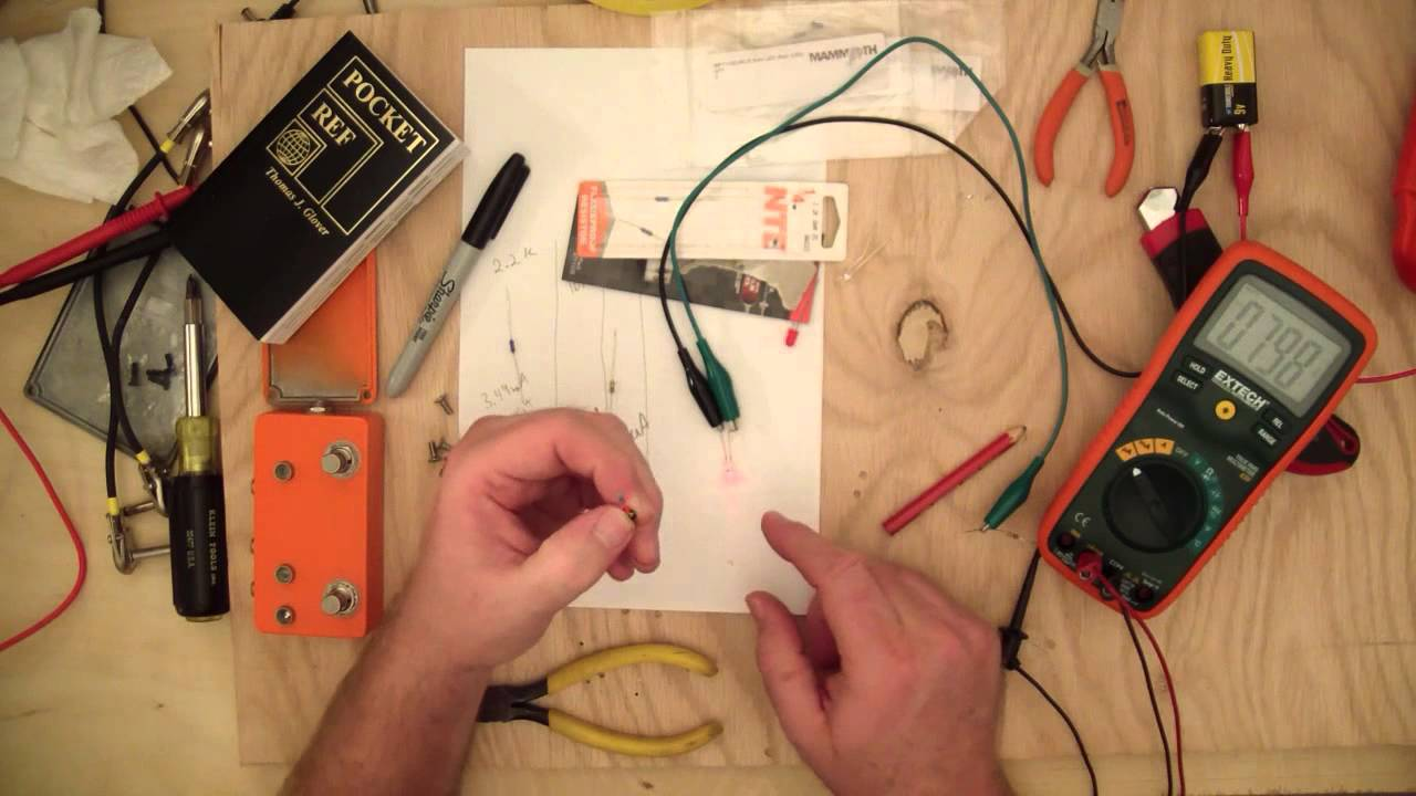 do it yourself musician 14 a look at my diy a b tuner true bypass pedal youtube [ 1280 x 720 Pixel ]