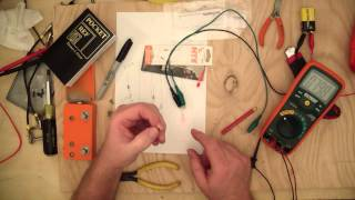 Do It Yourself Musician #14 - A look at my DIY A/B/Tuner true bypass pedal