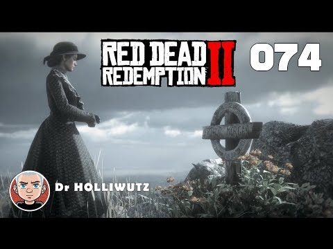 Red Dead Redemption 2 gameplay german #074 - Amerikanisches Gift [XB1X] | Let's Play RDR 2