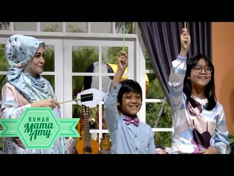 Uji Kekompakan Cinta Kuya Dan Nino Kuya - Rumah Mama Amy (29/6)