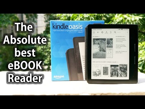 The Absolute Best eBook Reader you can buy right now - Kindle Oasis Review -  Nothing Wired