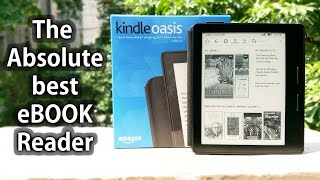 The Absolute Best eBook Reader you can buy right now – Kindle Oasis Review –  Nothing Wired