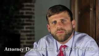 David Aylor | David Aylor Lawyer | David Aylor Charleston