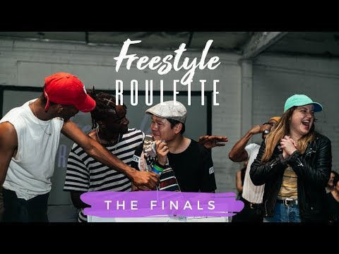 Galen Hooks Presents FREESTYLE ROULETTE:  EVENT  The Finals