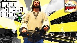 Jesus Attacks - GTA For Pimps (Modded!) - (Ep 14)