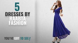 Top 10 Raabta Fashion Dresses 2018 Raabta Royal Blue Long Dress Cape Sleeve